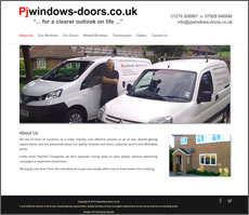 PJ Windows & Doors