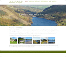 Secluded Delight - Holiday Cottages