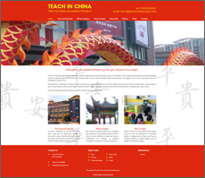 Teach in China Project